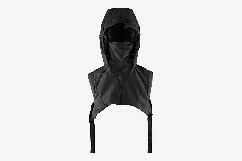 Hooded Nylon Gaiter Mask