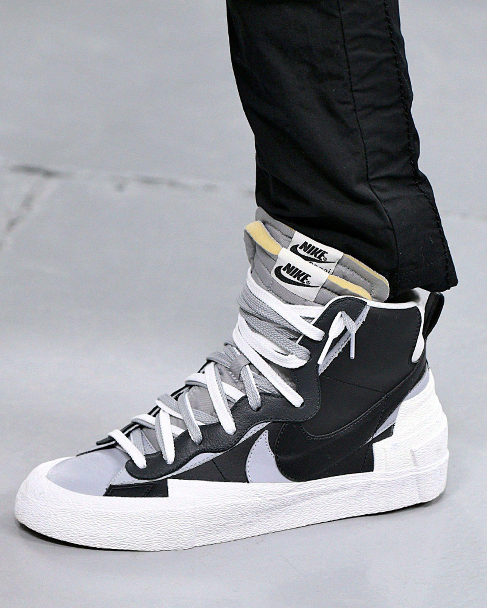 fw19 fashion week sneakers Acne Studios Nike OFF-WHITE c/o Virgil Abloh