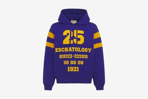 25 Eschatology Hoodie