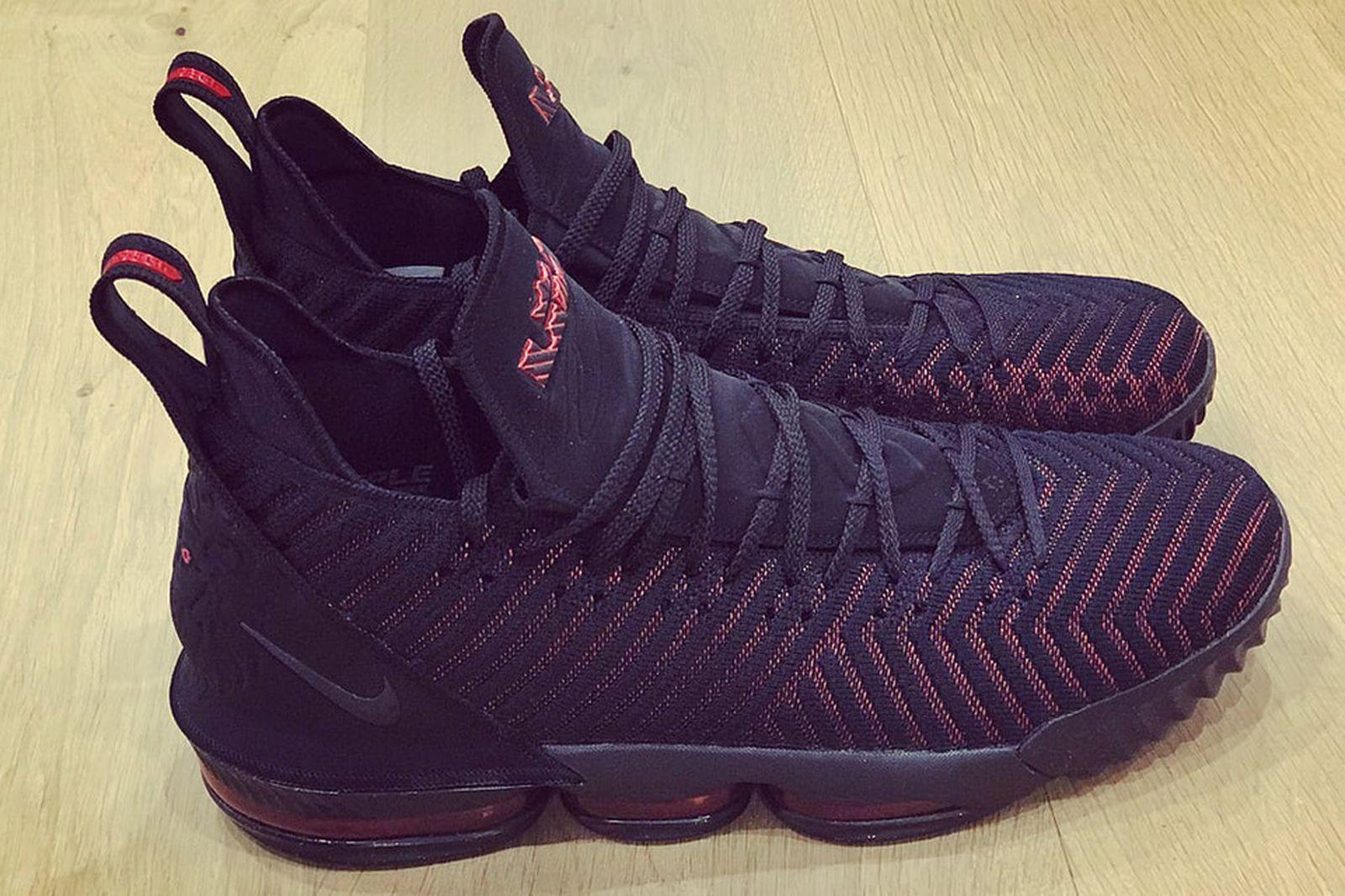 Nike LeBron 16: First Look
