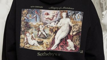 Sotheby's x Highsnobiety Collection - campaign