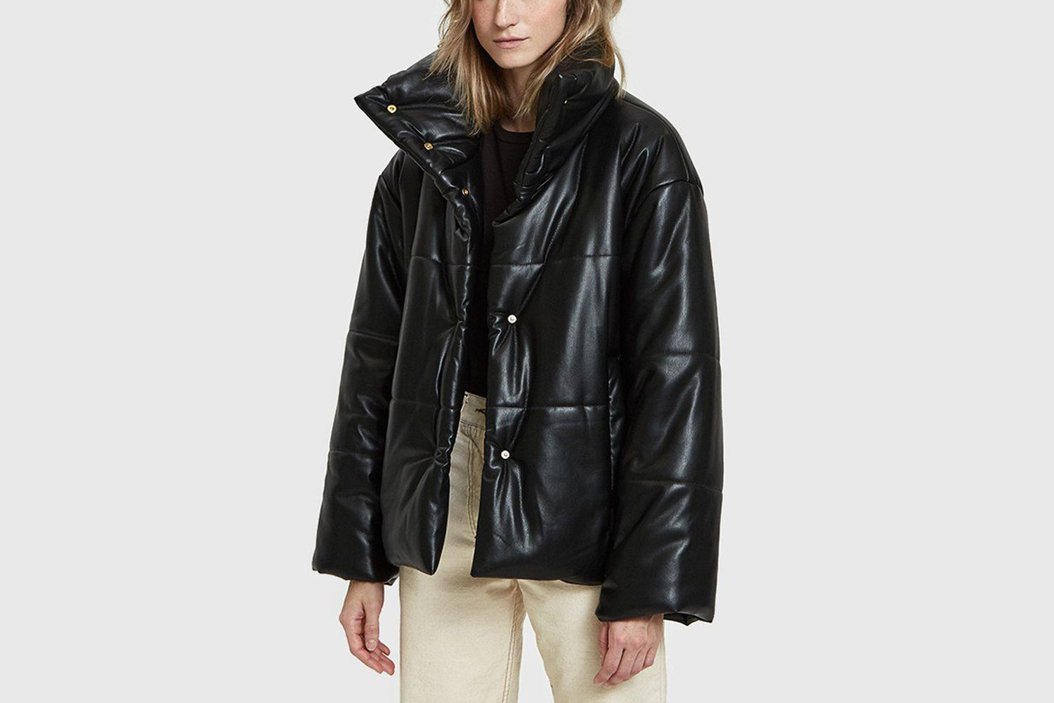 Vegan Puffer Jacket