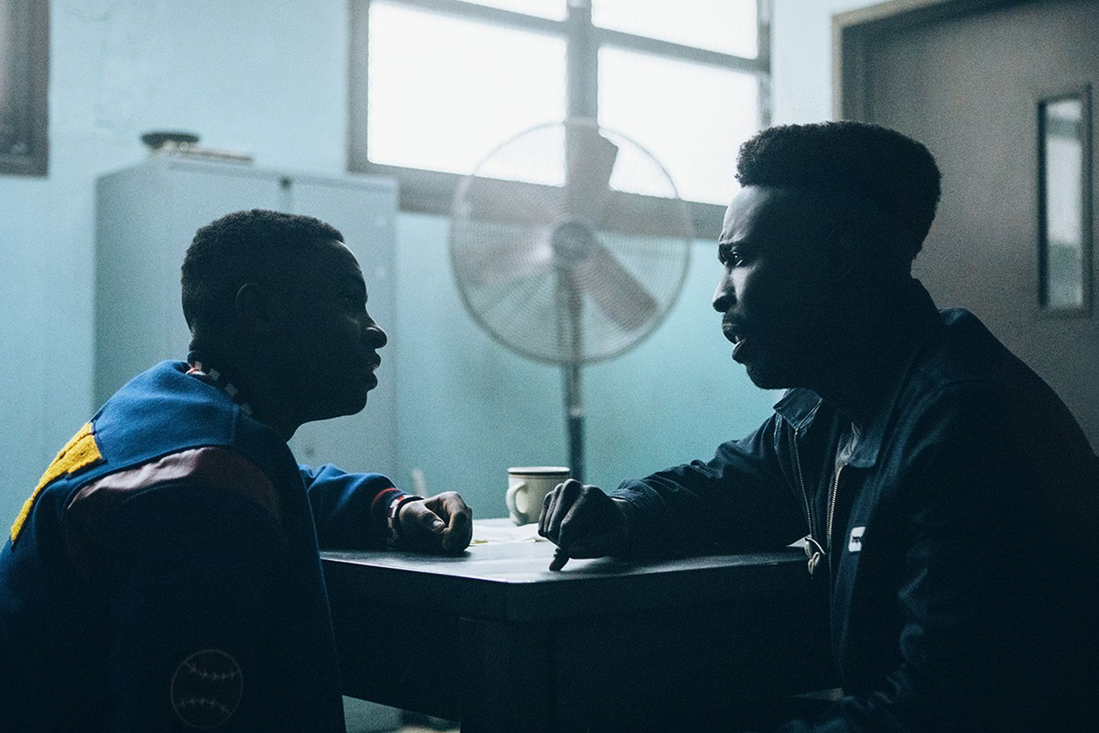 still from Netflix's 'when they see us' series