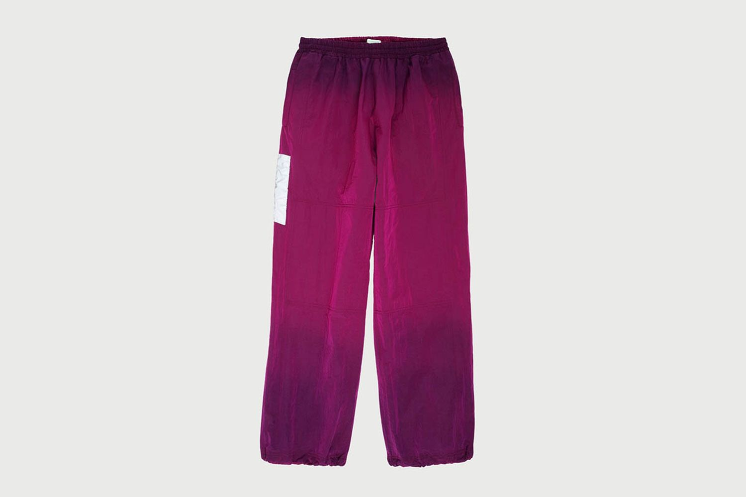 Ombre Dyed Track Pants
