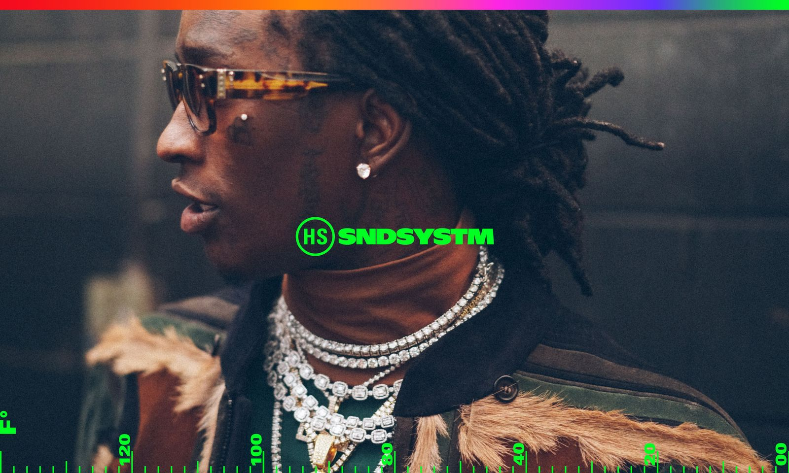 young thug for highsnobiety
