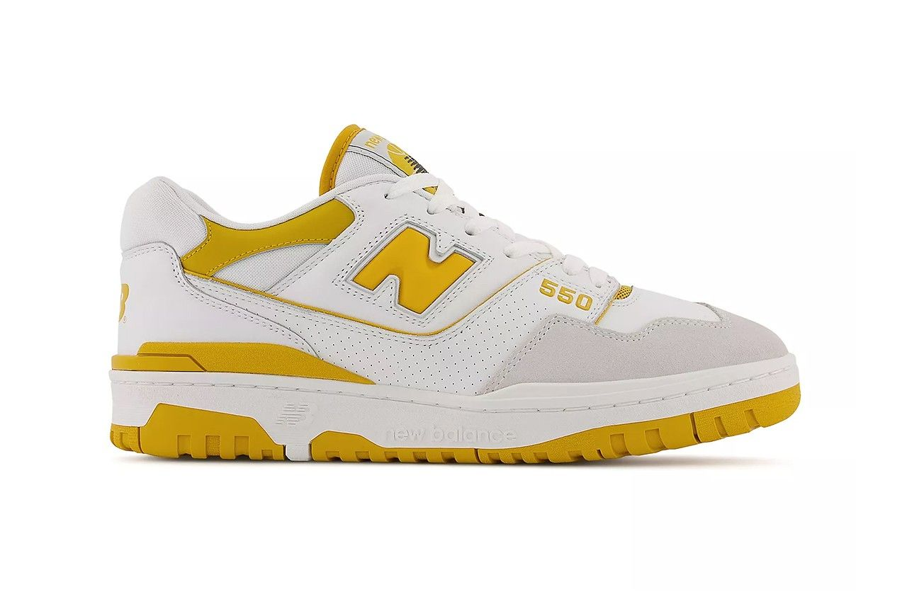 These General Release New Balance 550s Are the Best Yet 3
