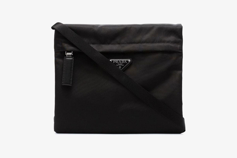Folded Messenger Bag