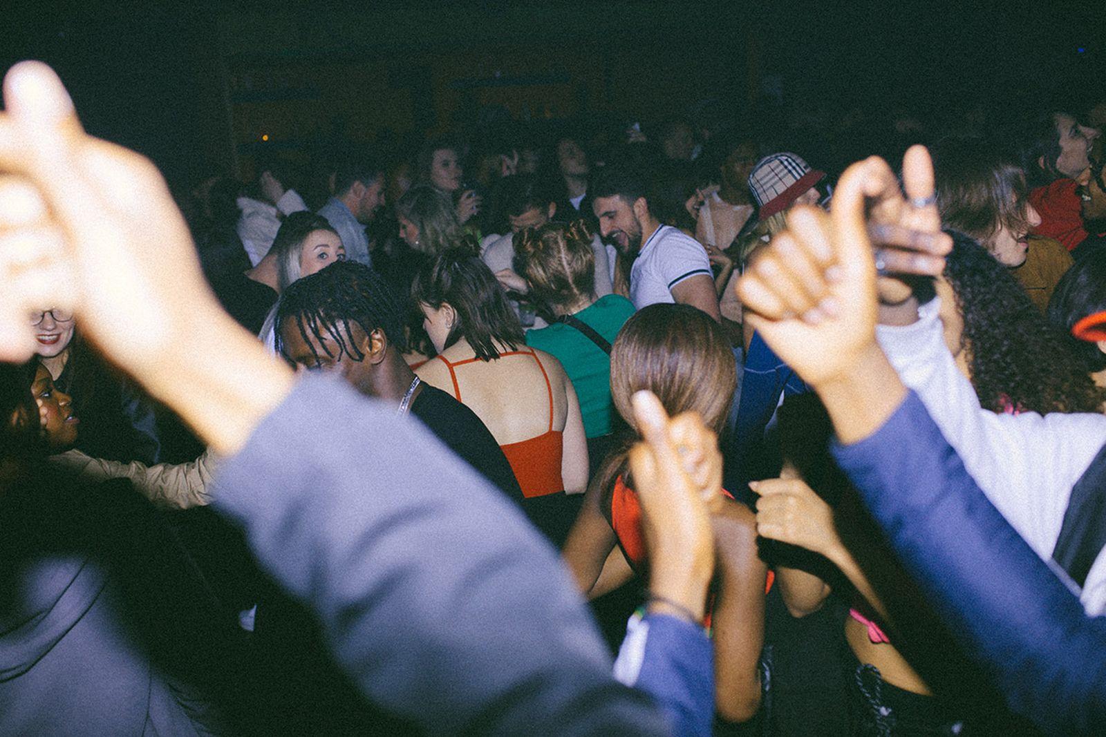 heres went highsnobiety soundsystem london parklife festival Mike Skinner gully guy leo