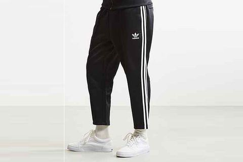 best website 2181d a84dd adidas Originals Superstar Relaxed Cropped Track Pant