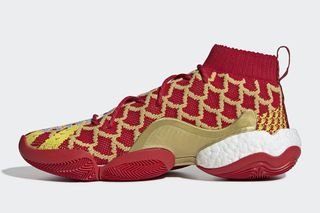 "ee8235f06cfa9 Pharrell x adidas Crazy BYW ""Chinese New Year""  Release Info"