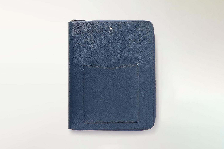 Sartorial Leather Notebook Holder