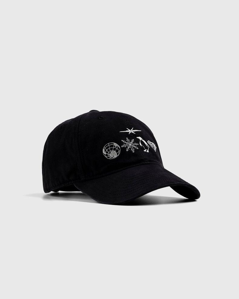 PHIPPS – Hyeroglyph Cap Black