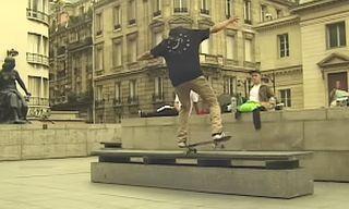"""Hélas & 'Thrasher' Drop Lo-Fi European Skate Vid """"Polo Club"""""""