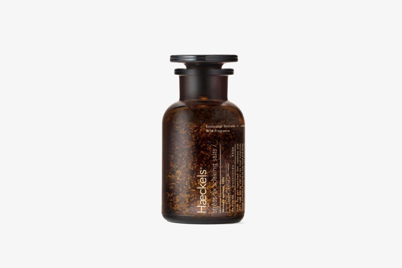 De-Stress Soaking Bath Salts