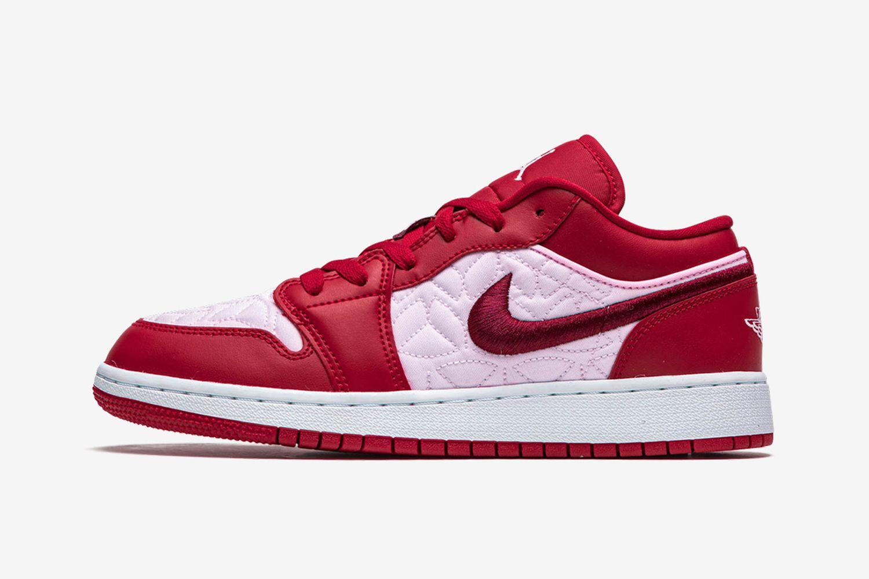 "Air Jordan 1 Low SE ""Pink Quilt"""