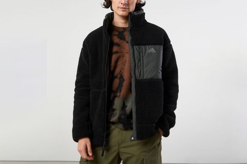 Sherpa Reversible Jacket