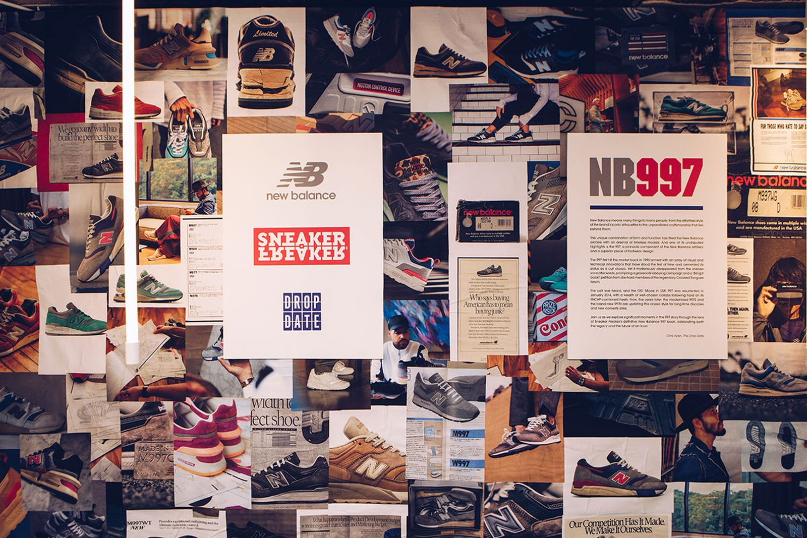 new balance 997h launch party