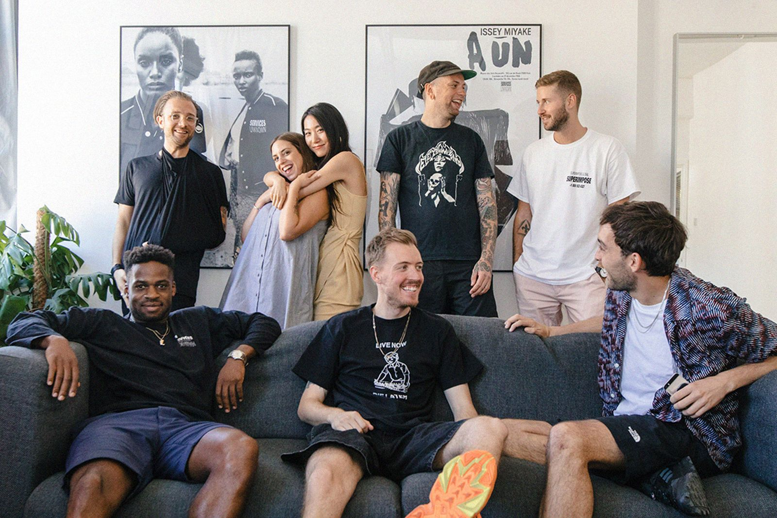meet people behind coolest ad agency world main Adidas Superimpose burberry