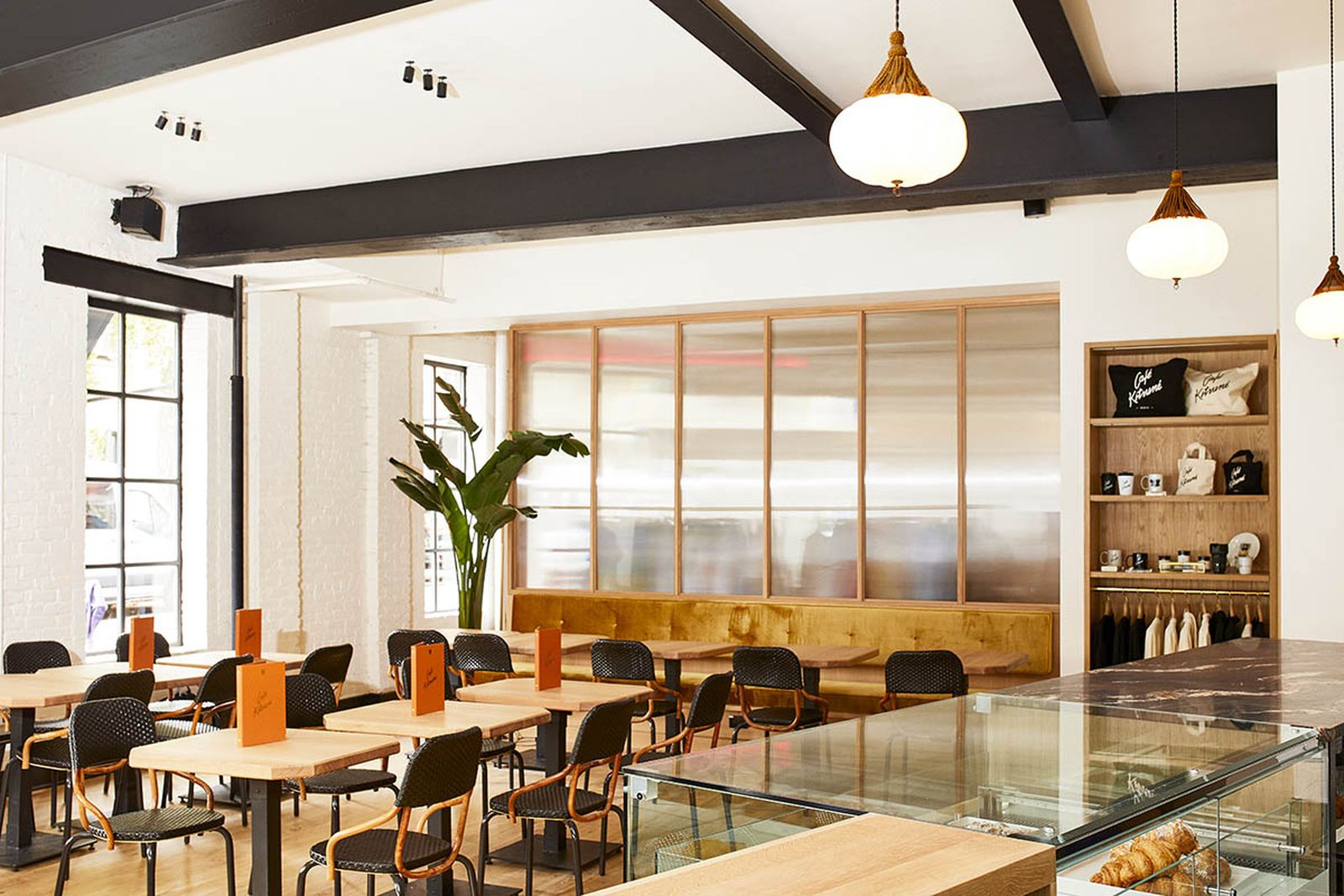 Café Kitsuné New York