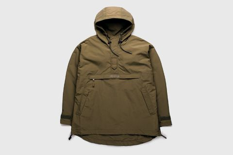 Burnt Olive Parka