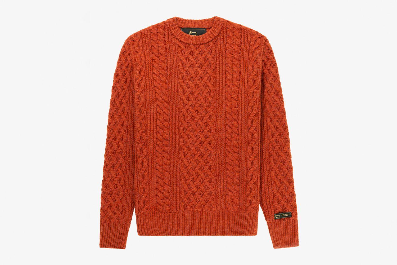 Aimé Leon Dore Cable Sweater