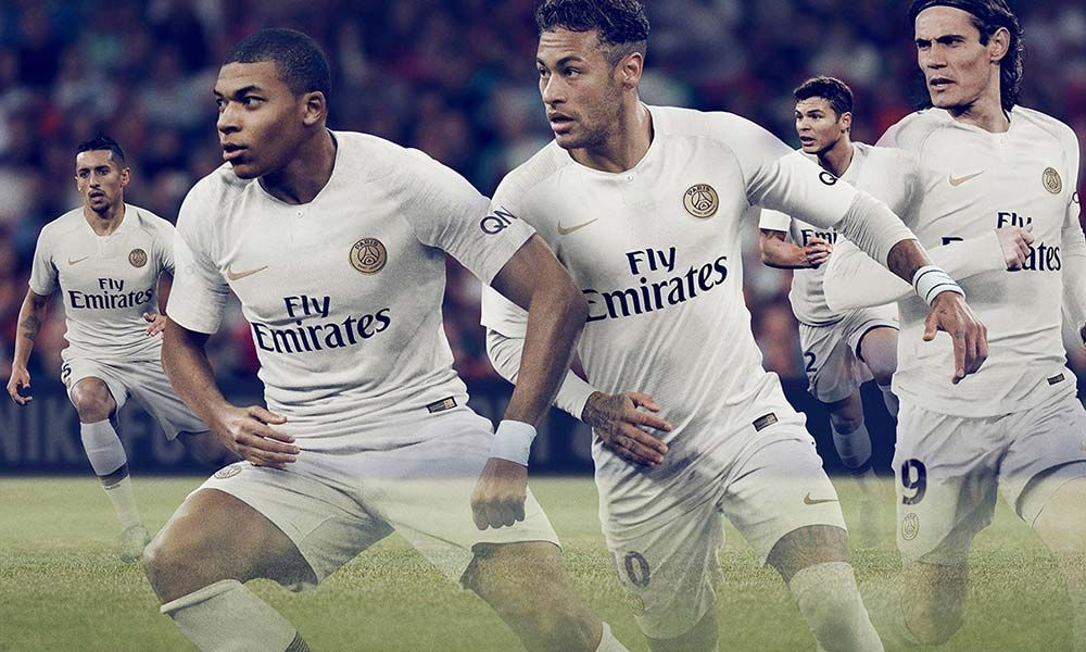 size 40 6b047 44764 PSG's New Away Kit Is Inspired by Paris' Most Famous Monuments