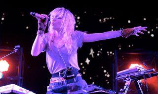 "Grimes Drops New Song ""We Appreciate Power"""