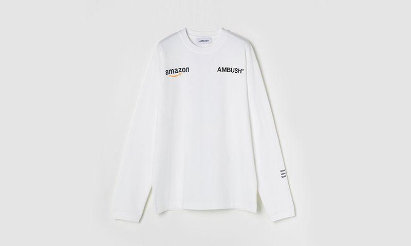 5050ca6fd412a2 AMBUSH   Amazon Debut Collaborative T-Shirts   Hoodies