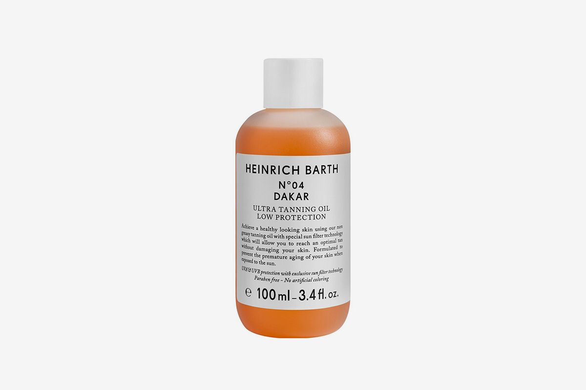 Ultra Tanning Oil