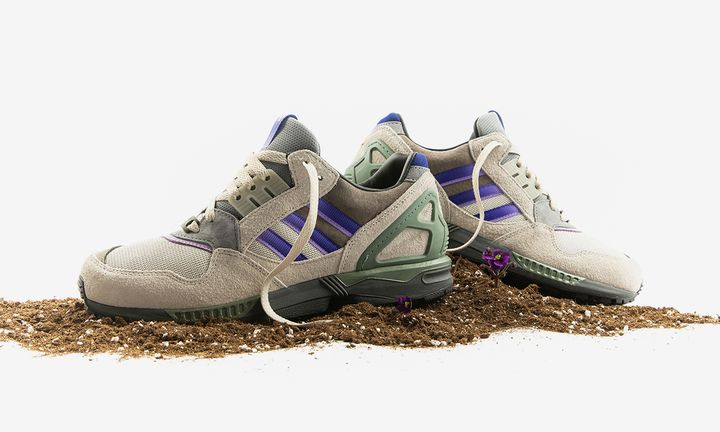 "Packer x adidas ZX 9000 ""Meadow Violet"""