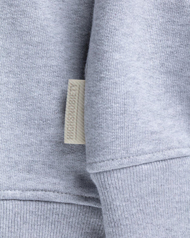Highsnobiety — Hoodie Grey - Image 4