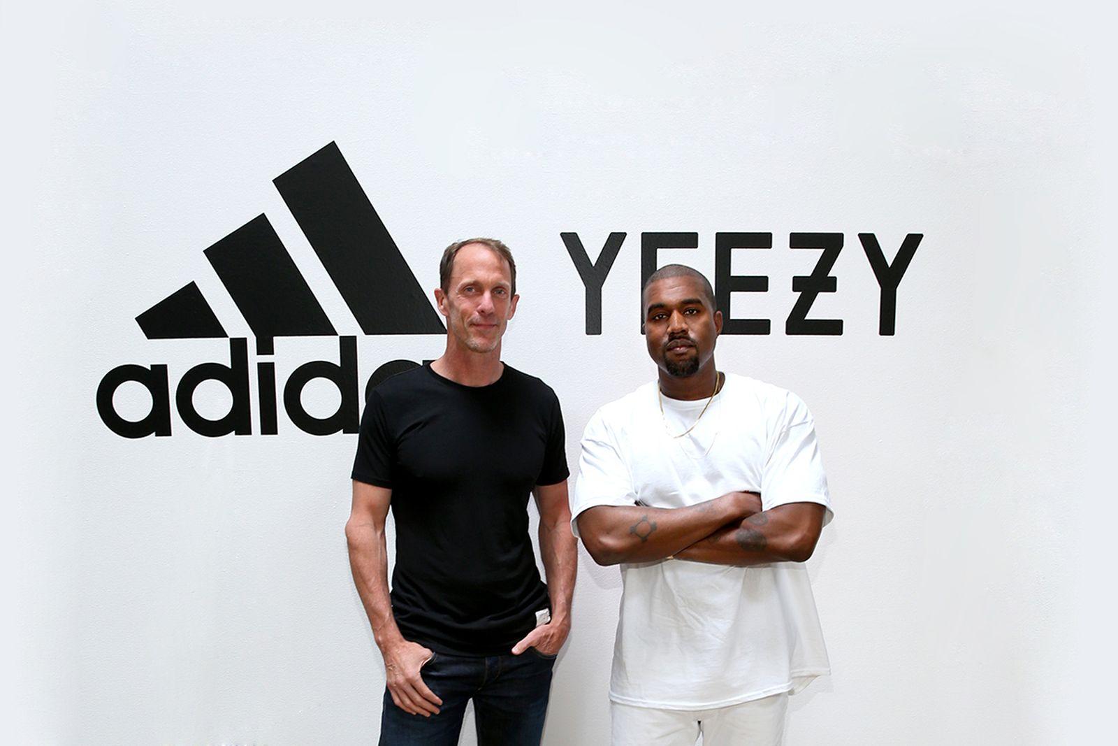 Eric Liedtke Kanye West adidas YEEZY