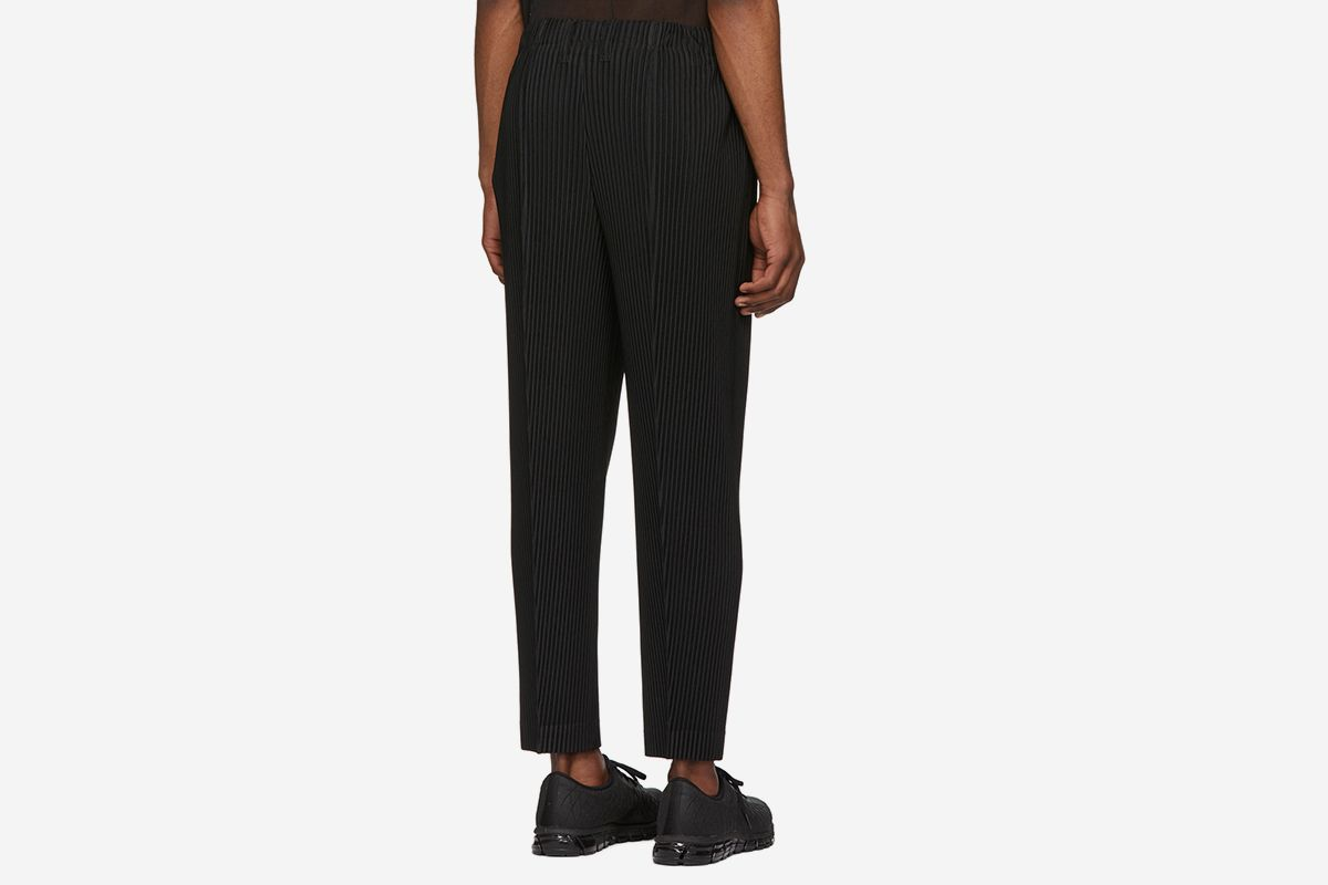 apered Tailored Trousers