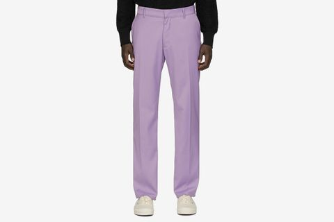 Purple D8 Dress Trousers