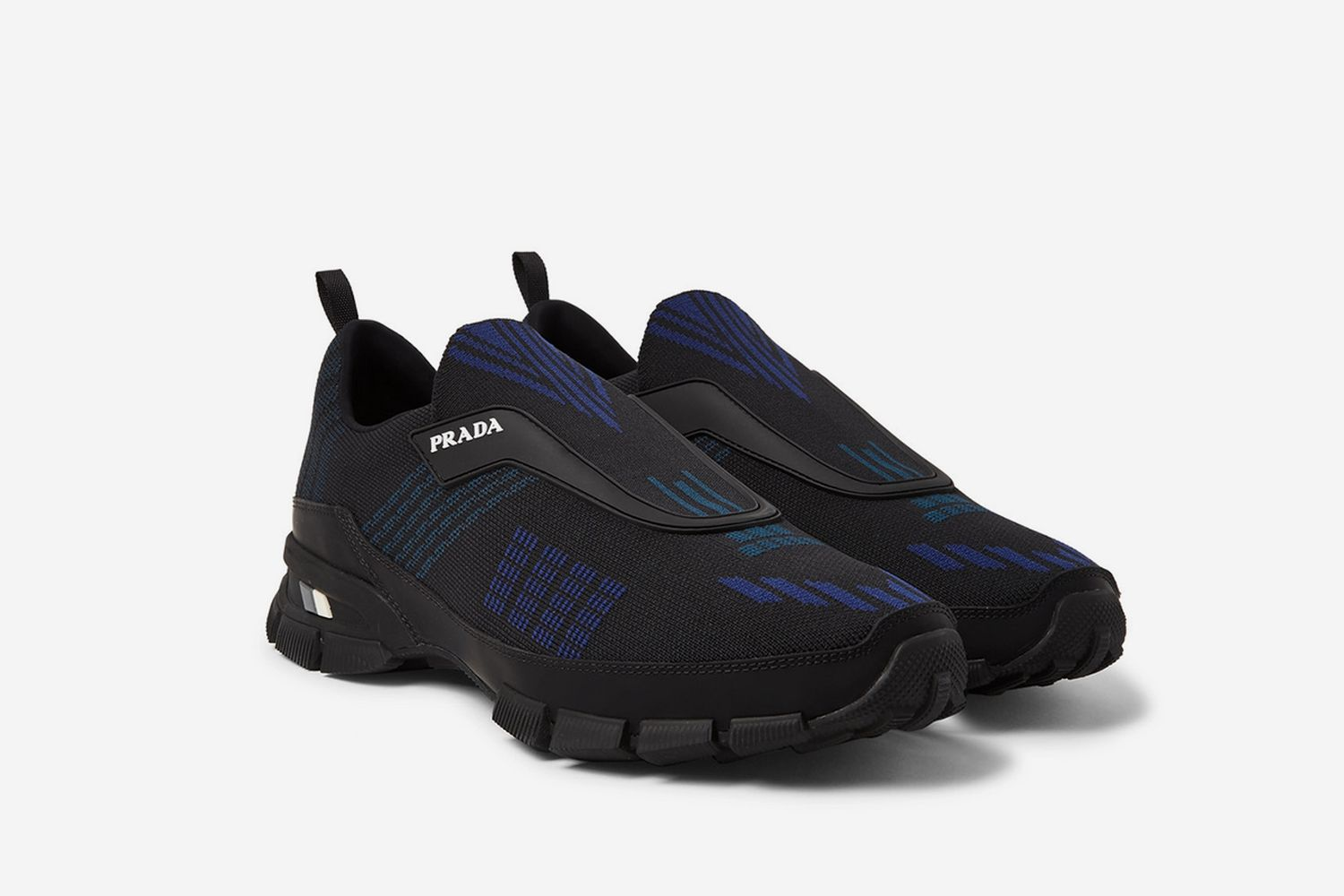 Laceless Sneakers