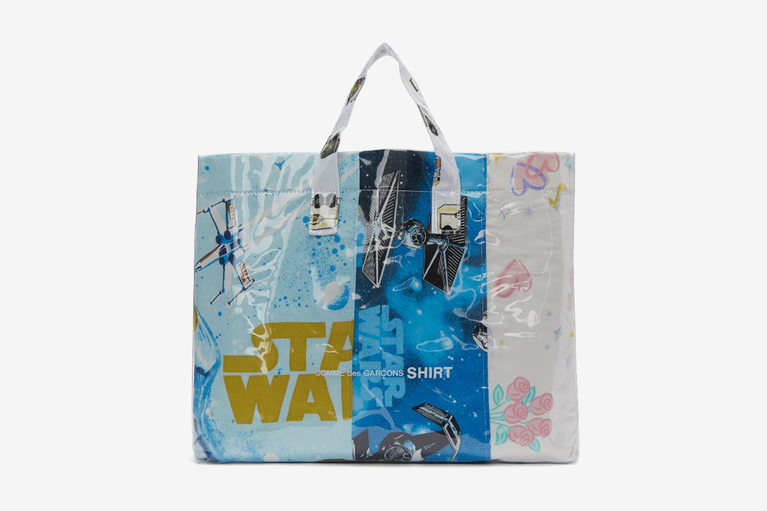 Bed Sheets Tote
