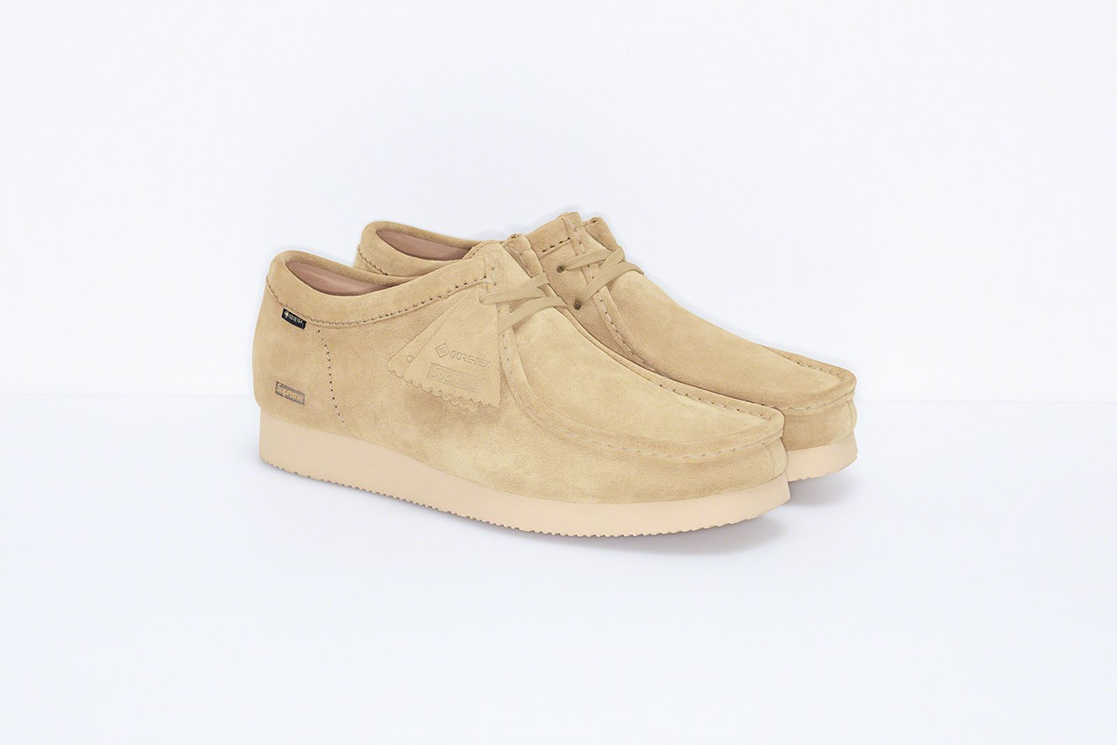 Supreme x Clarks Wallabee Fall 2019