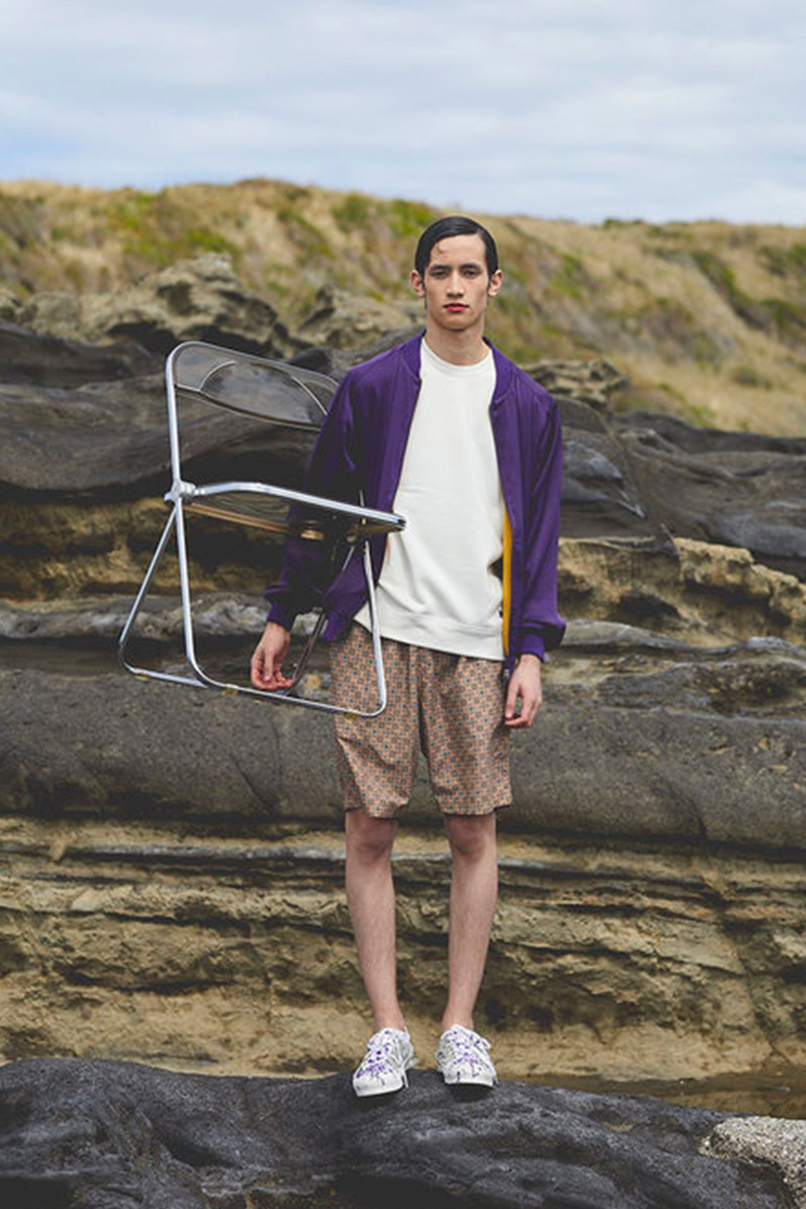 nepenthes ss19 anything but strong editorial AïE Randt engineered garments
