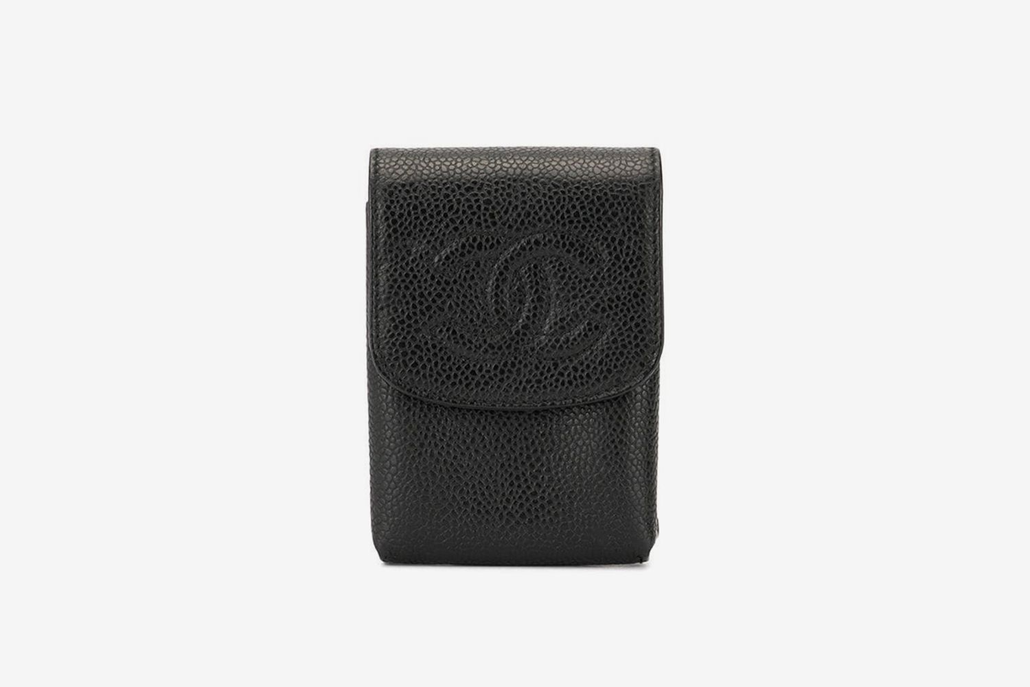 CC Logo Cigarette Case