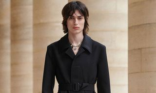 Givenchy's Menswear Goes It Alone With '70s-Indebted FW19 Collection
