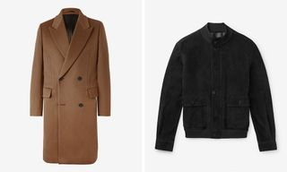 Mary-Kate & Ashley Olsen's The Row Debuts Its First Menswear Collection on MR PORTER