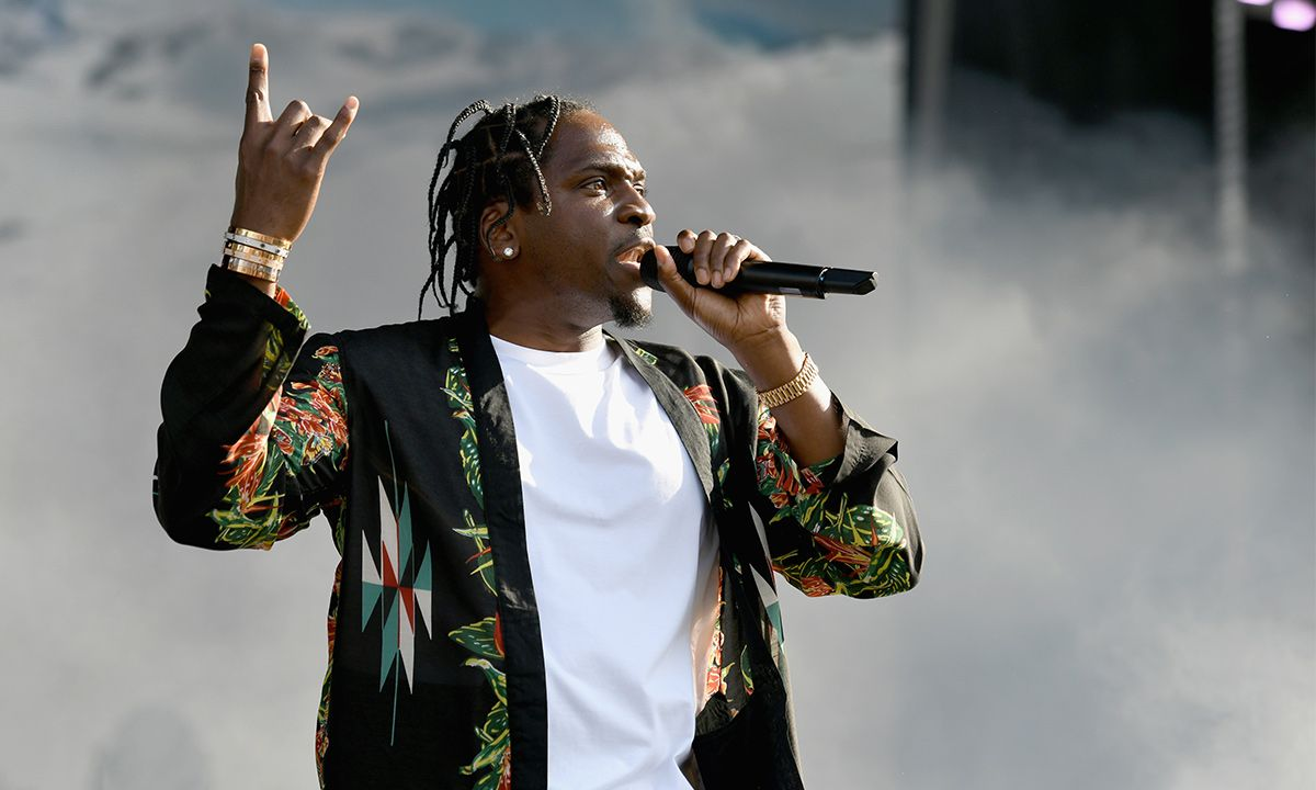 Listen to this Version of Pusha-T's