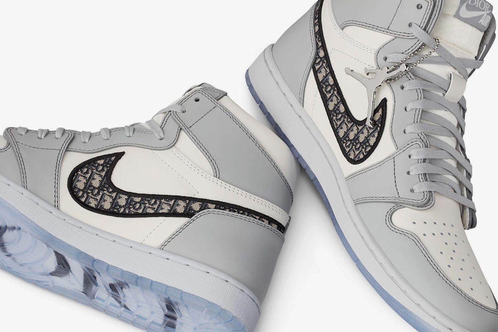 Salto tofu Comprimido  Dior x Nike Air Jordan 1: Official Release Information & Images