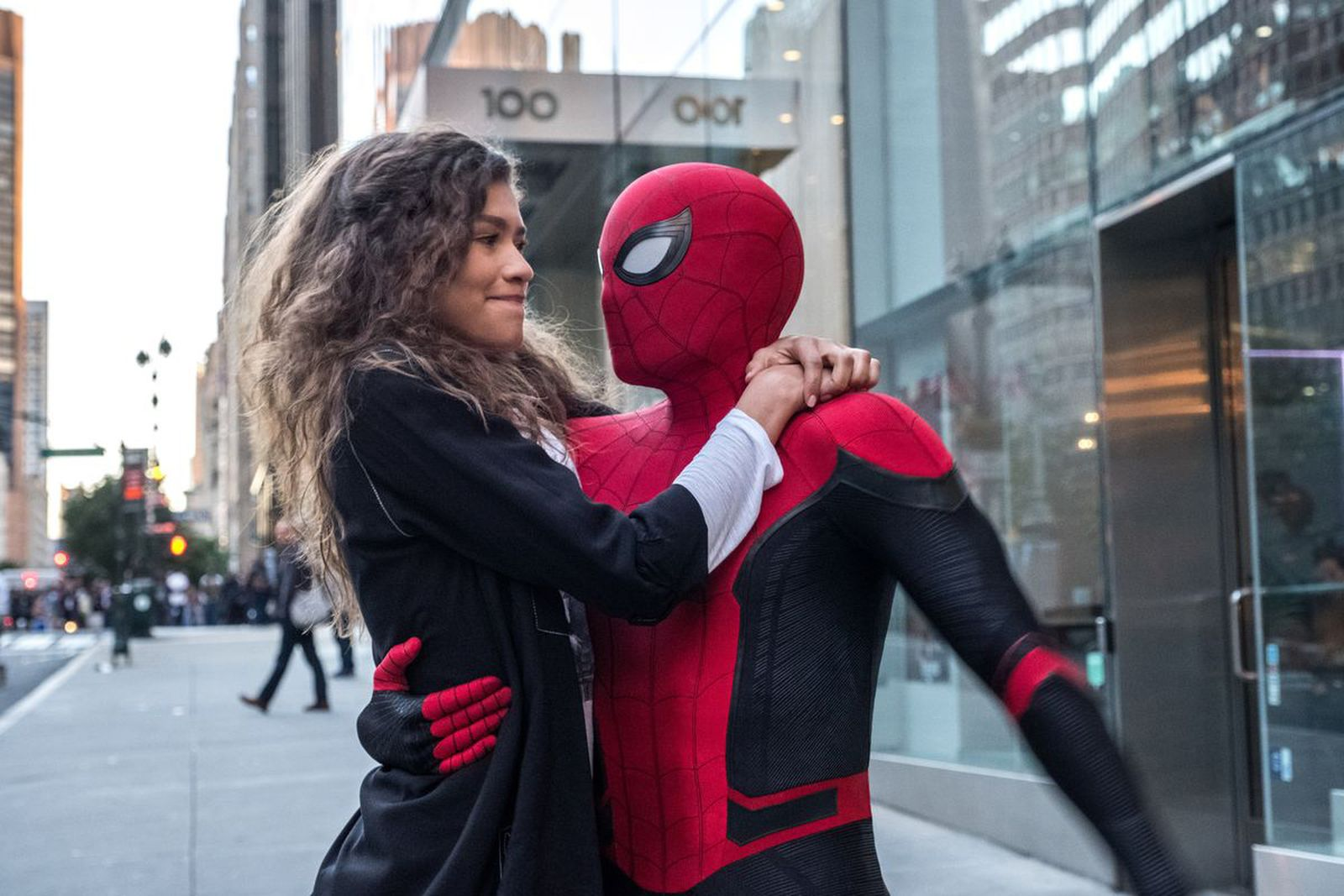 spider man far from home post credits scenes Spider-Man: Far From Home marvel