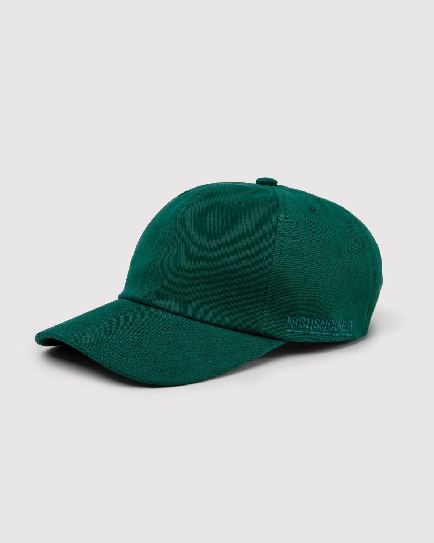 Highsnobiety Staples - Cap Green - Image 1
