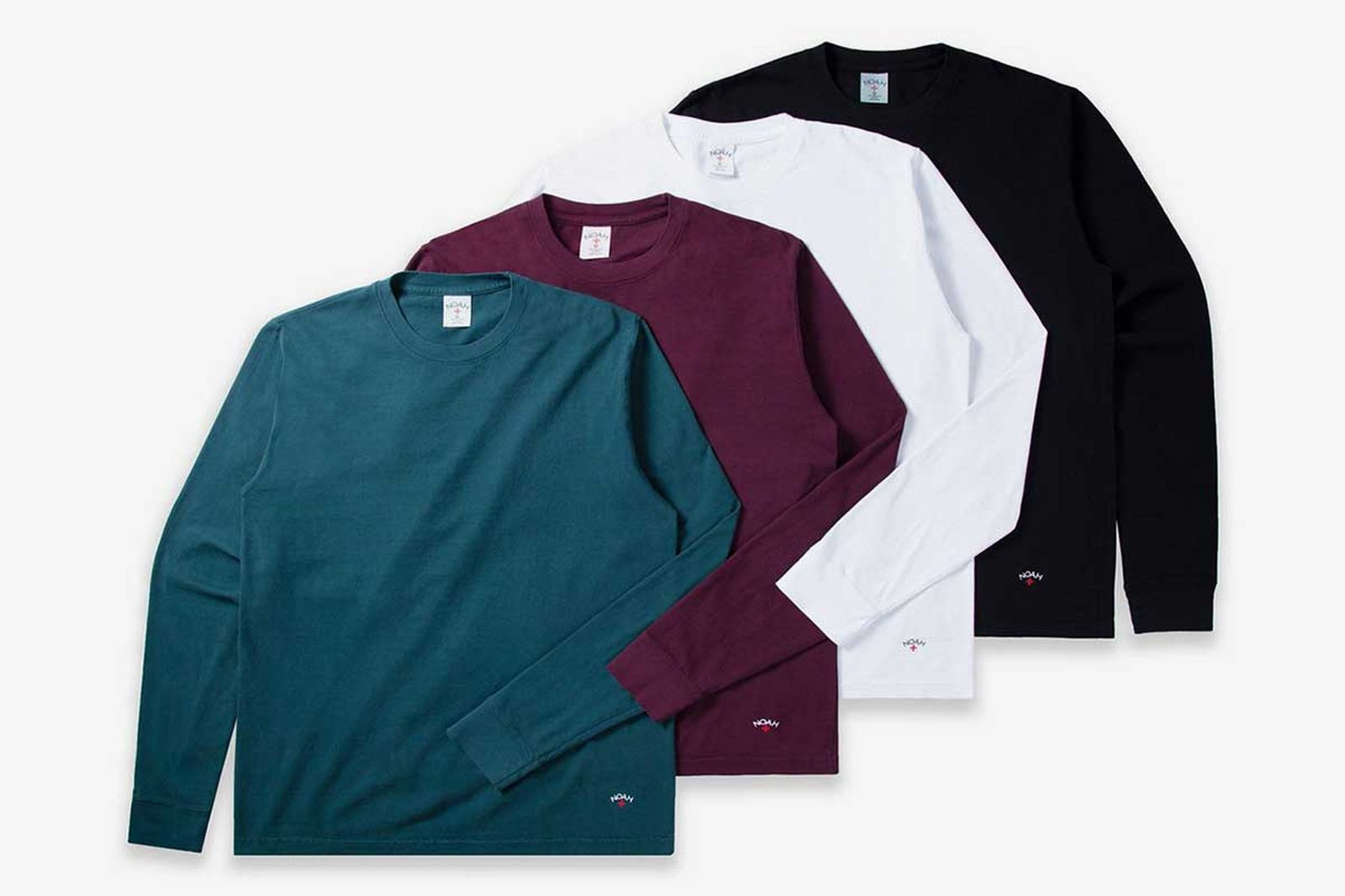 noah garbage long sleeve tees
