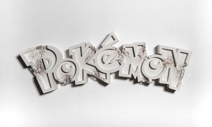 Daniel Arsham x Pokémon Collaboration