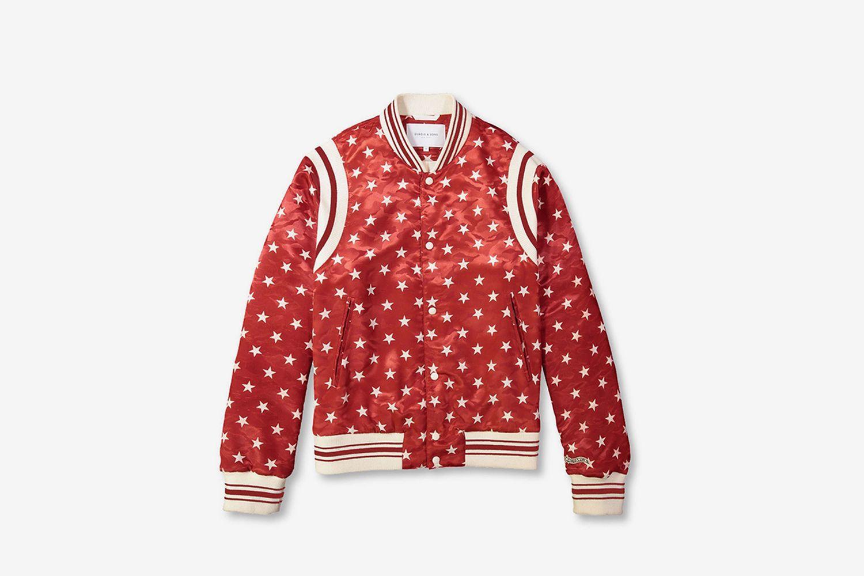 Varsity Ball Star Jacket