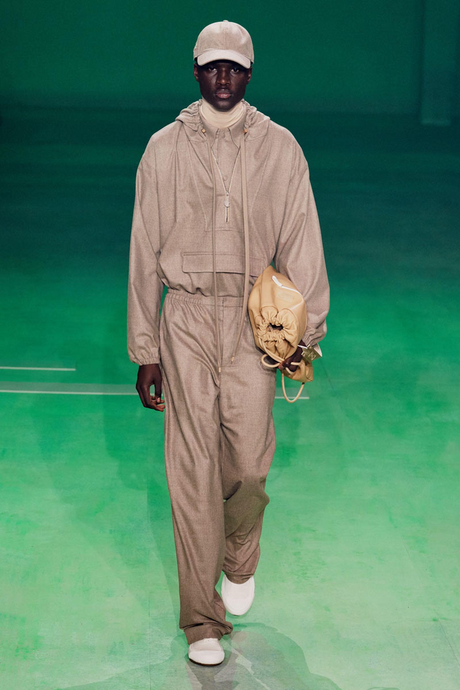 15lascoste fw19 paris fashion week Louise Trotter lacoste runway