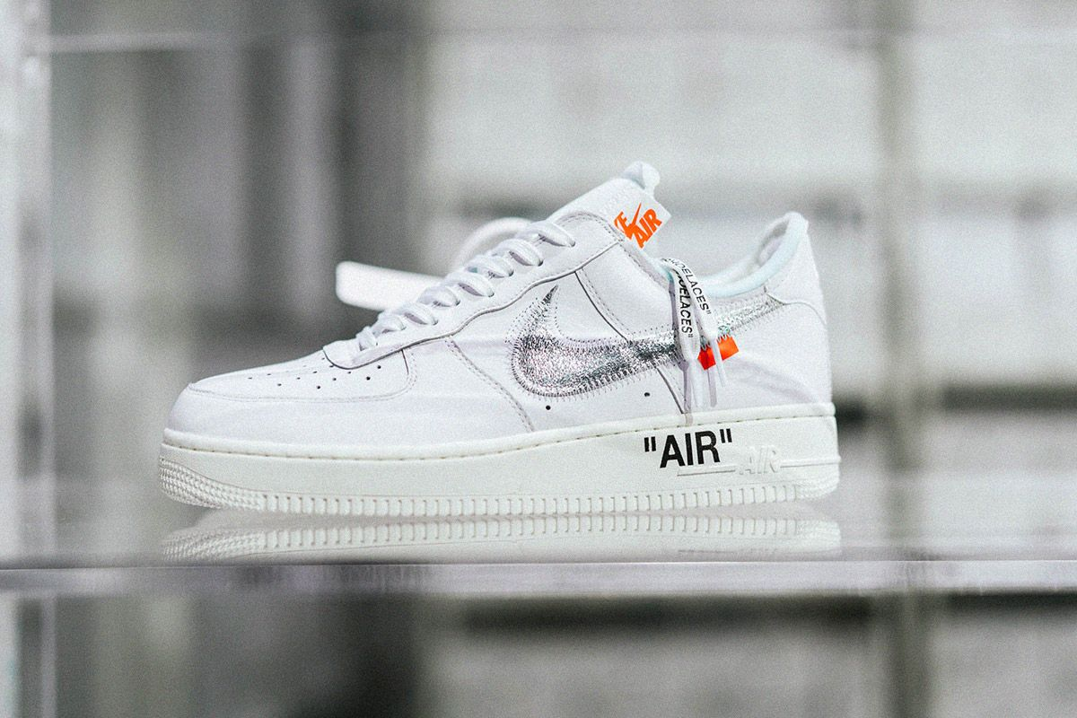 separation shoes 885e0 b8266 The Beginner s Guide to Every OFF-WHITE Nike Release